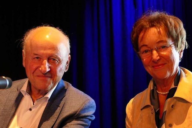 Michael Buback kritisiert in Lörrach die Justiz scharf