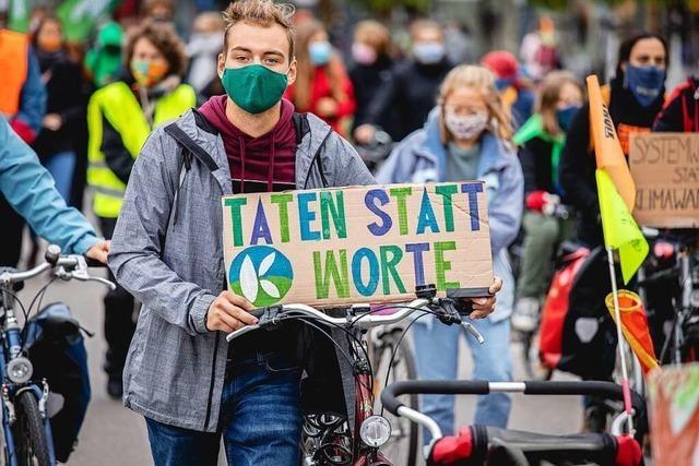 Fridays for Future: In Freiburg wollen 10.000 Menschen demonstrieren