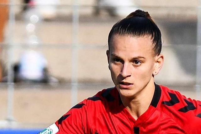 SC-Spielerin Jobina Lahr verlängert ihren Vertrag