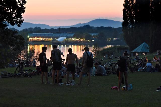 Anwohner des Freiburger Seeparks berichten von Lärm: