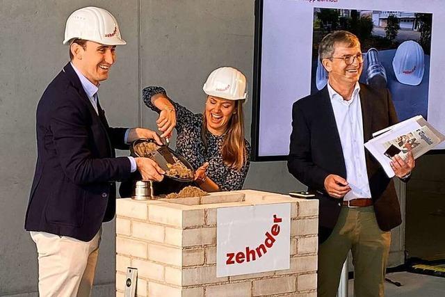 Die Firma Zehnder investiert 17 Millionen Euro in Lahr