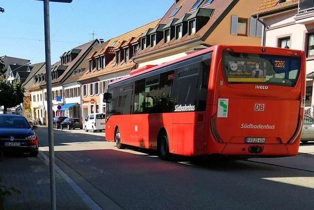 Wenige Wochen vor dem Fahrplanwechsel fehlt in Waldkirch das Buskonzept