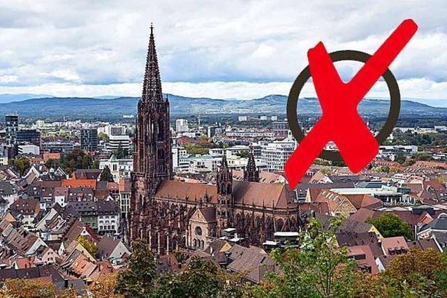 Liveticker zur Bundestagswahl: Wer gewinnt im Wahlkreis Freiburg?