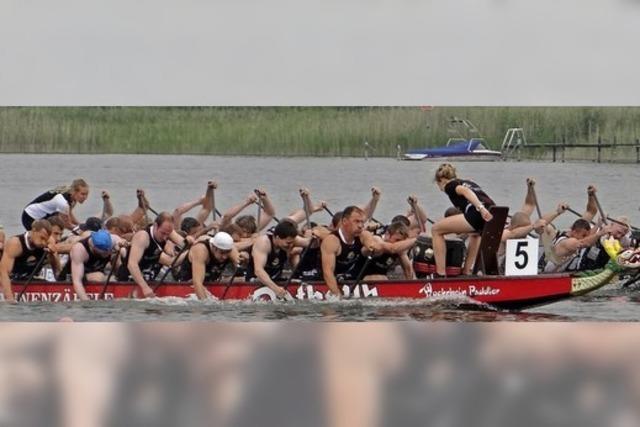 Deutsche Meister im Drachenboot