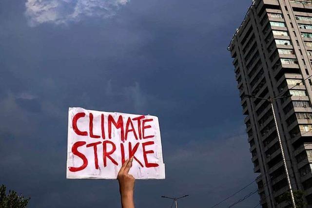 Fridays for Future – Umweltaktivisten protestieren weltweit
