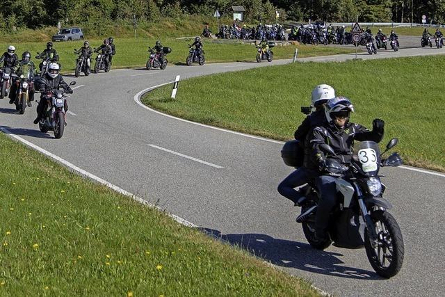 50 Elektrobiker touren