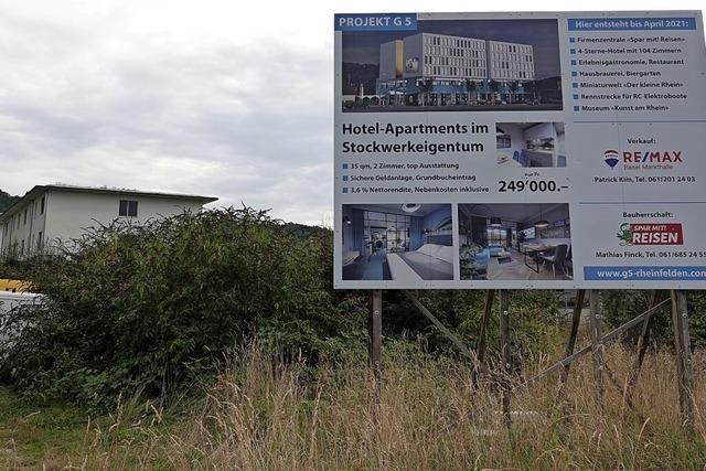 Ambitioniertes Hotel-Projekt wird aufgegeben