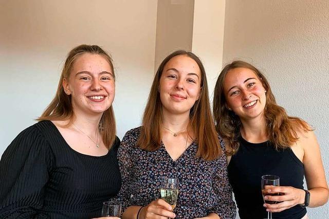 Drei erfolgreiche Schützinnen und ein Volltreffer in Heitersheim