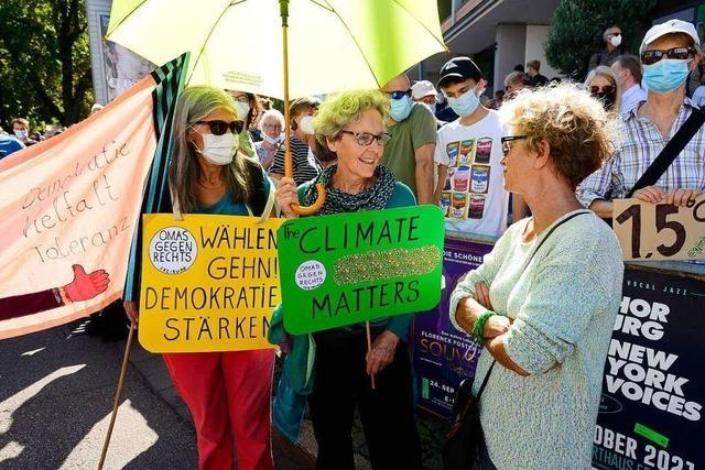 Das sind die Gesichter hinter der Klima-Demo