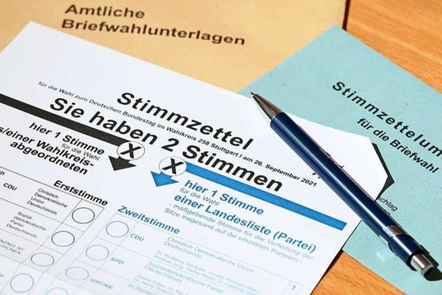 Umfragen sagen enges Rennen zwischen CDU und SPD voraus