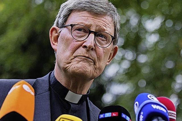 Papst: Kölner Kardinal Woelki bleibt im Amt