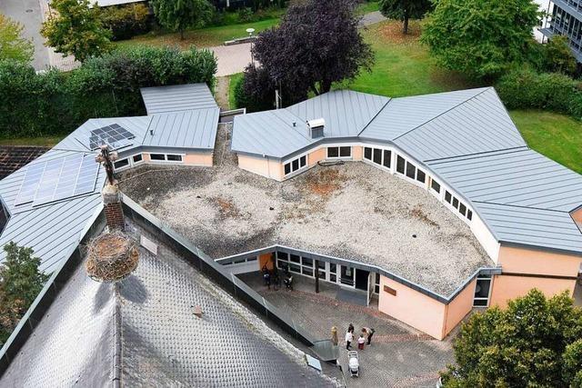 Für rund eine Millionen Euro ist das Karl-Höfflin-Gemeindehaus in Denzlingen renoviert