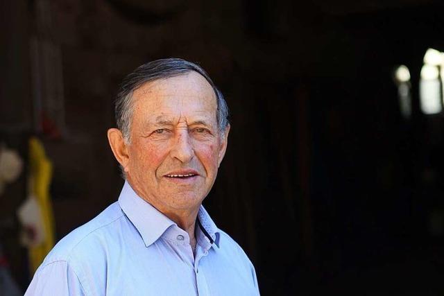 Josef Eisenbeis schreibt über markante Figuren der Oberweierer Dorfgeschichte