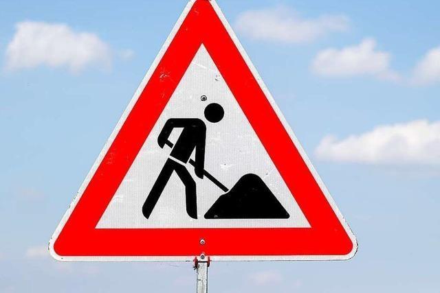 Die Sanierung der Ortsdurchfahrt Rust beginnt am 4. Oktober