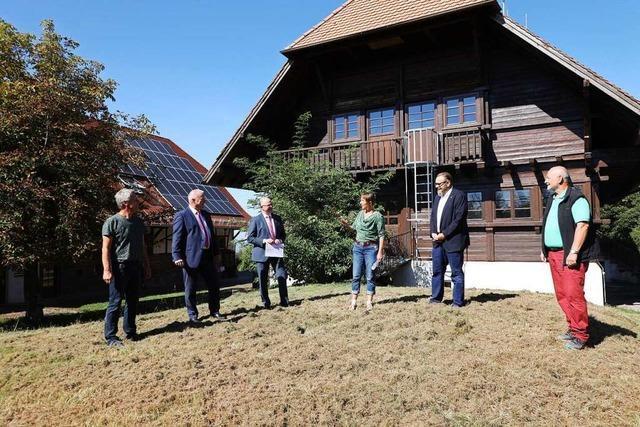 Die Ökologiestation in Lahr leidet seit langem unter zu wenig Geld