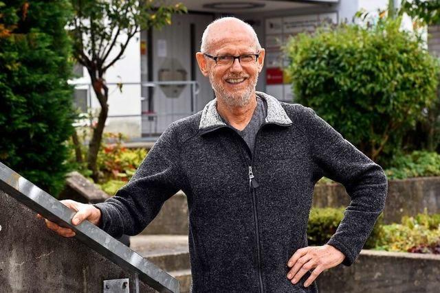 Kuno Feierabend geht als Leiter des Mehrgenerationenhauses Freiburg in Ruhestand