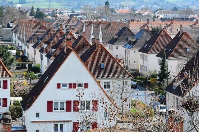 Weil am Rhein hat die meisten Baudenkmale pro Quadratkilometer