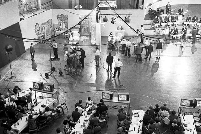 In Freiburgs Stadthalle gaben sich einst die größten Stars ihrer Zeit ein Stelldichein