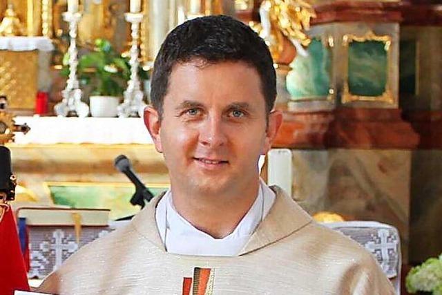Pfarrer Michael Gartner verlässt die Seelsorgeeinheit Rust
