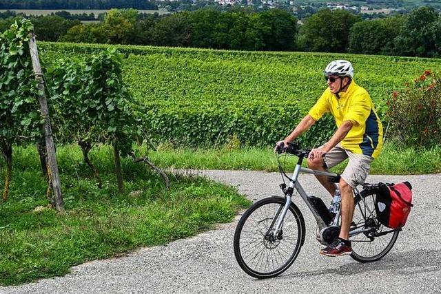Die Kaiserstuhl-Tour: Reben, Rhein und rundherum