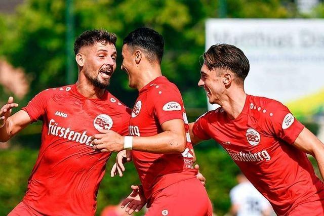 Beim 1:0 gegen den FSV Frankfurt bleibt der Bahlinger SC erneut ohne Gegentor