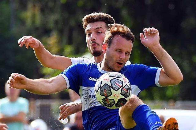 SC Offenburg und der SV Niederschopfheim trennen sich 1:1