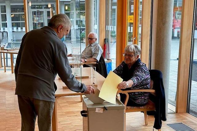 Die CDU erleidet krasse Verluste im Oberen Wiesental
