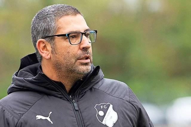 Tiziano Di Domenico legt Traineramt beim FC Wittlingen nieder