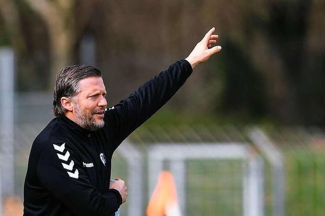 Die U19 des SC Freiburg spielt in Frankfurt ohne Gier und Griffigkeit