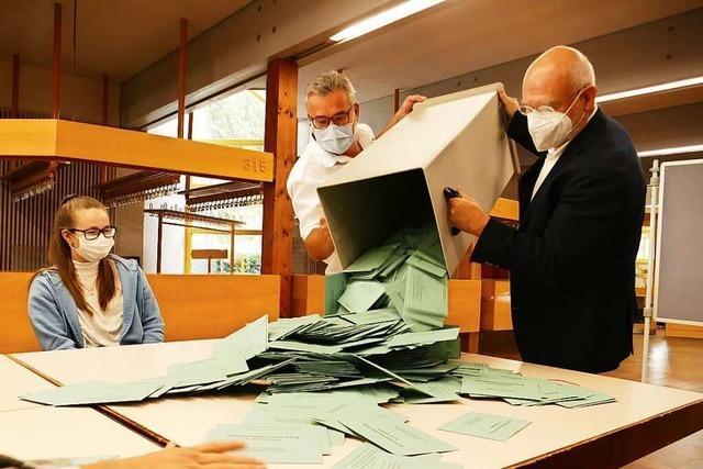 Die SPD siegt in Schopfheim und gewinnt deutlich hinzu