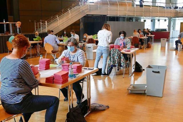 Diana Stöcker nutzt in Rheinfelden ihren Heimvorteil