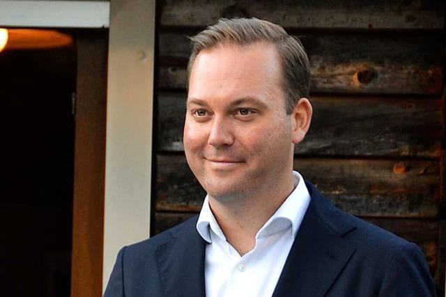 Klarer Sieg für Felix Schreiner