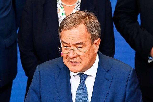 Laschet und die CDU senden Signale der Geschlossenheit