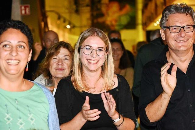 Chantal Kopf erobert das Direktmandat im Wahlkreis Freiburg für die Grünen
