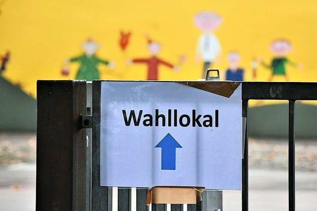 Reaktionen auf das Ergebnis im Wahlkreis Lörrach-Müllheim