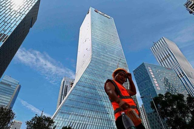 Evergrande-Gründer: Armut, Reichtum und nun ein Haufen Schulden
