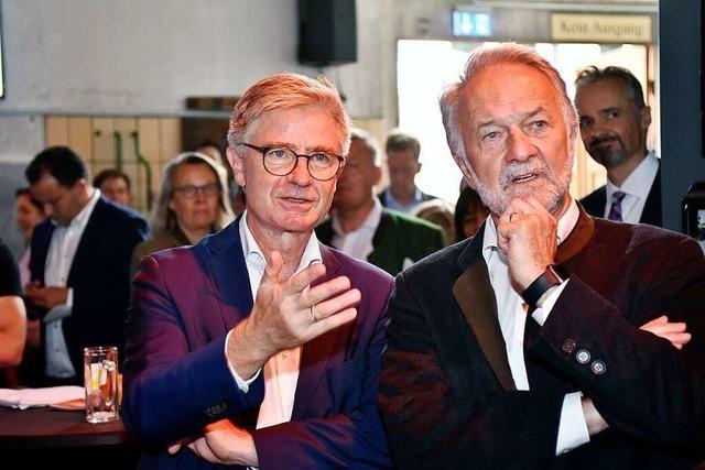 Zwischen Jubeln und Jammern: Impressionen von den Freiburger Wahlpartys