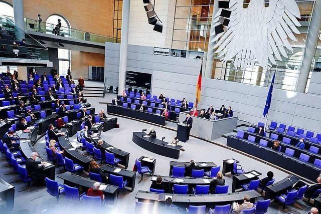 Fotos: Diese Abgeordneten aus der Region gehören dem neuen Bundestag an
