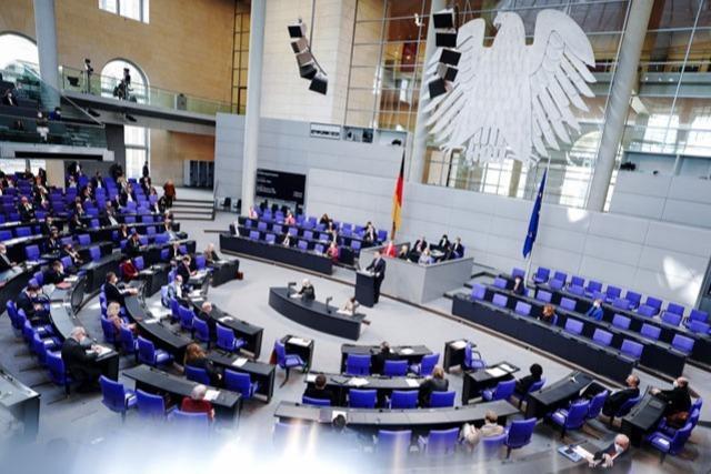 Fotos: Diese Abgeordneten aus der Region gehören dem Bundestag an