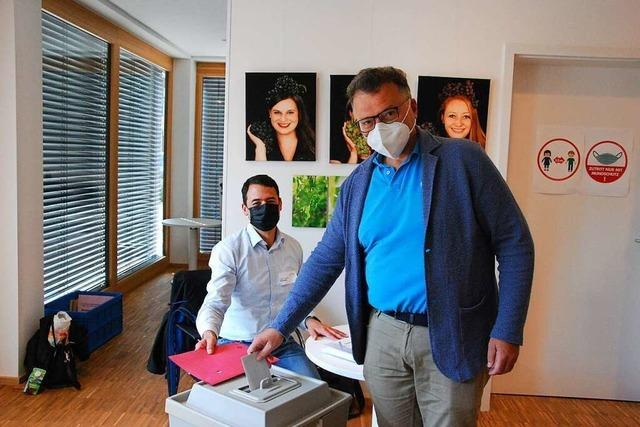 Stimmen im Elztal wandern weg von der CDU, die dennoch die Spitzenposition hält