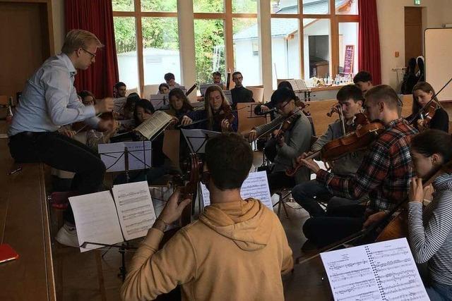 Auf Probenbesuch beim ersten, jungen Opernprojekt des Landes