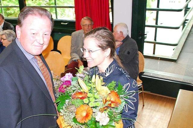 Lässt Diana Stöcker ihr Bürgermeisteramt ruhen oder gibt sie es ab?