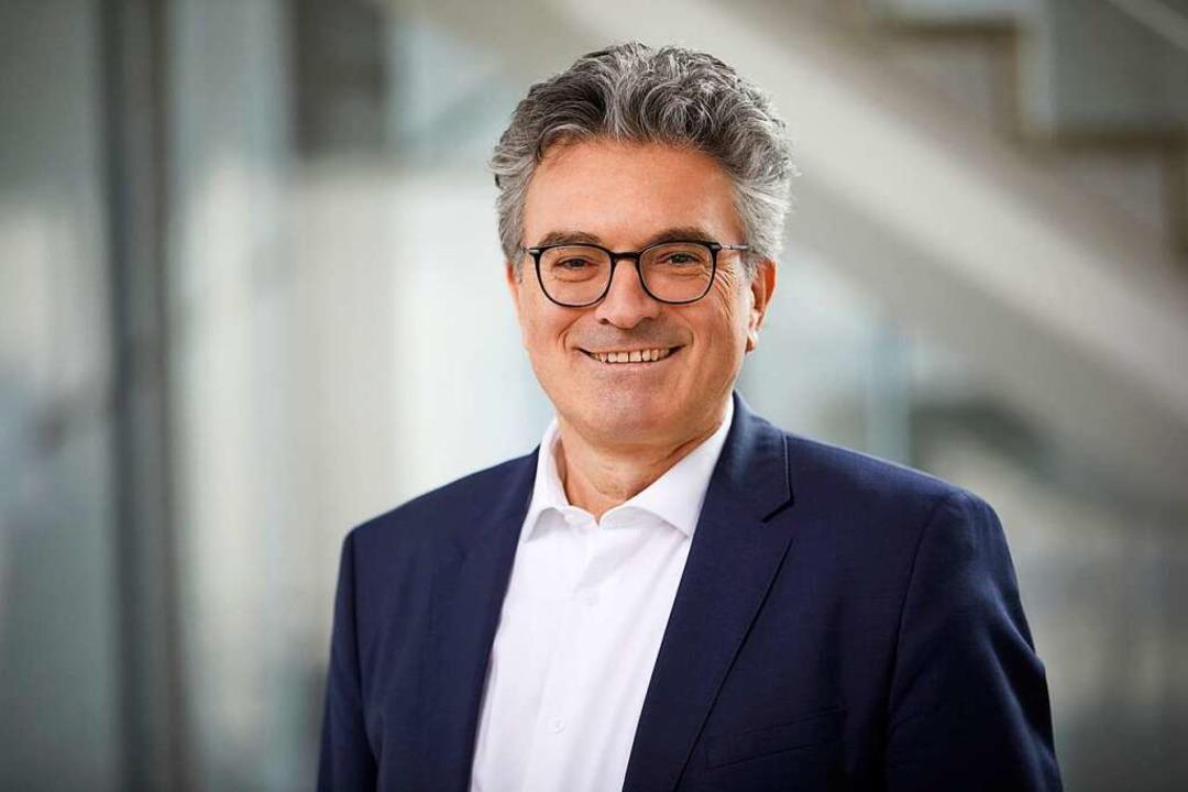 Dieter Salomon (Industrie- und Handelskammer)  | Foto: Michael Bode für die IHK Südlicher Oberrhein
