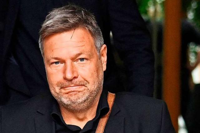 Robert Habeck soll grüner Vizekanzler werden