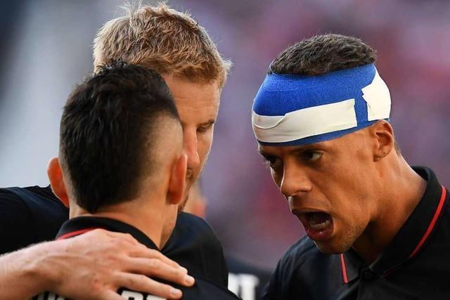Kopfverletzungen bei Kickern – ein heikles Thema