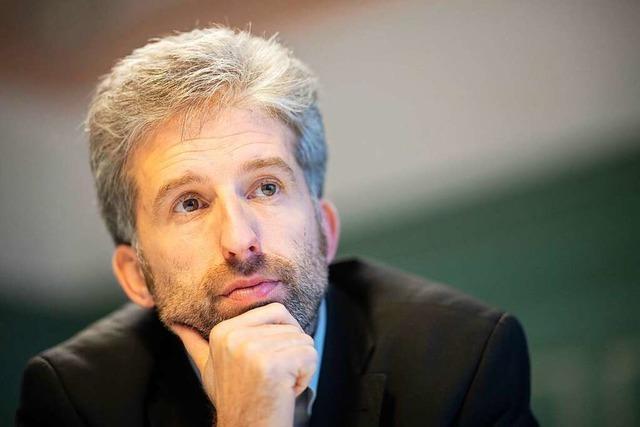 Boris Palmer nach Bürgerentscheid über Stadtbahn in Not