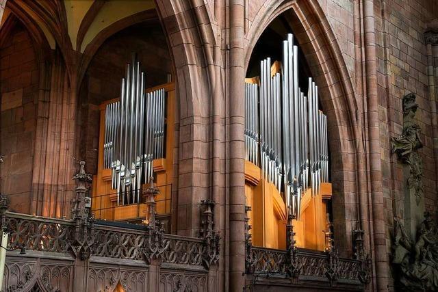 Uraufführung und Familienkonzert an den Freiburger Münsterorgeln
