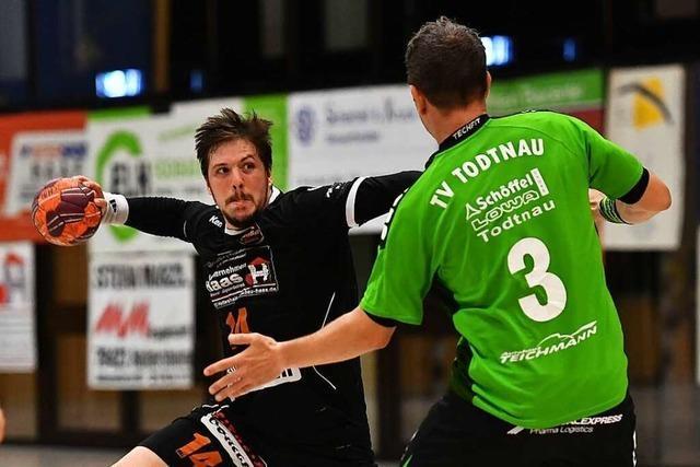 Trainer der Handball-Löwen Heitersheim trifft auf alte und neue Liebe