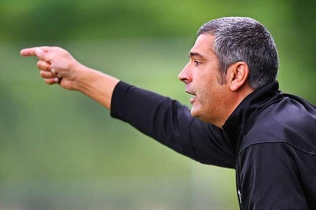 Darum ist Tiziano Di Domenico beim FC Wittlingen zurückgetreten