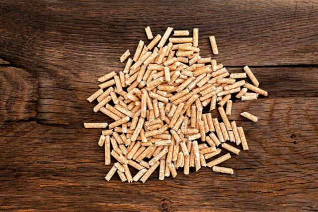 Holzpellets sind eine regenerative Zukunftswärme